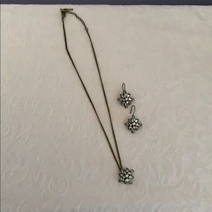 Chloe & Isabel Necklace & Earring Set